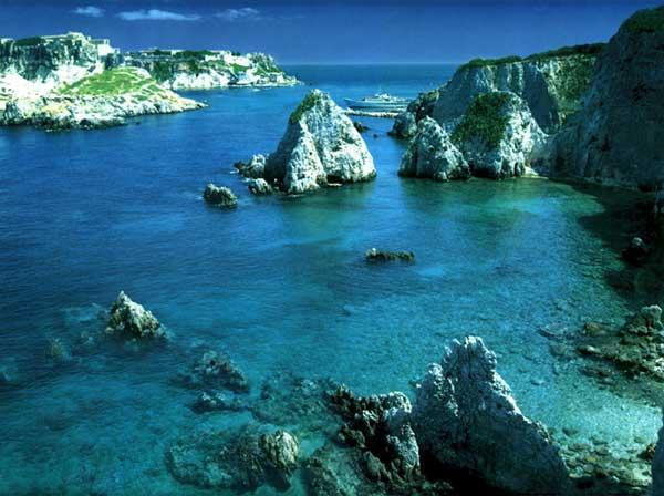 foto arcipelago delle Isole Tremiti